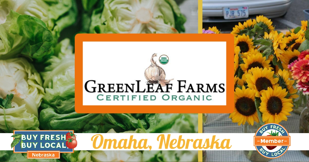 promotional image for Greenleaf farms