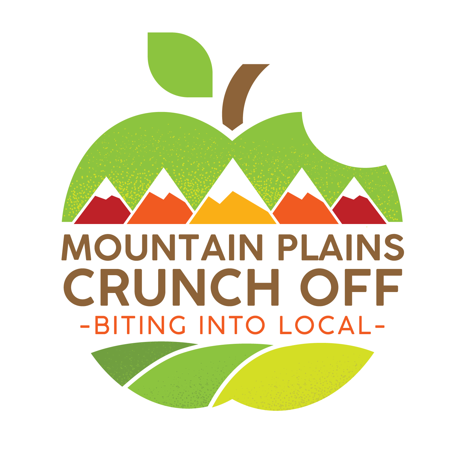 crunch off logo