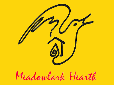 Meadowlark Hearth Farm Logo