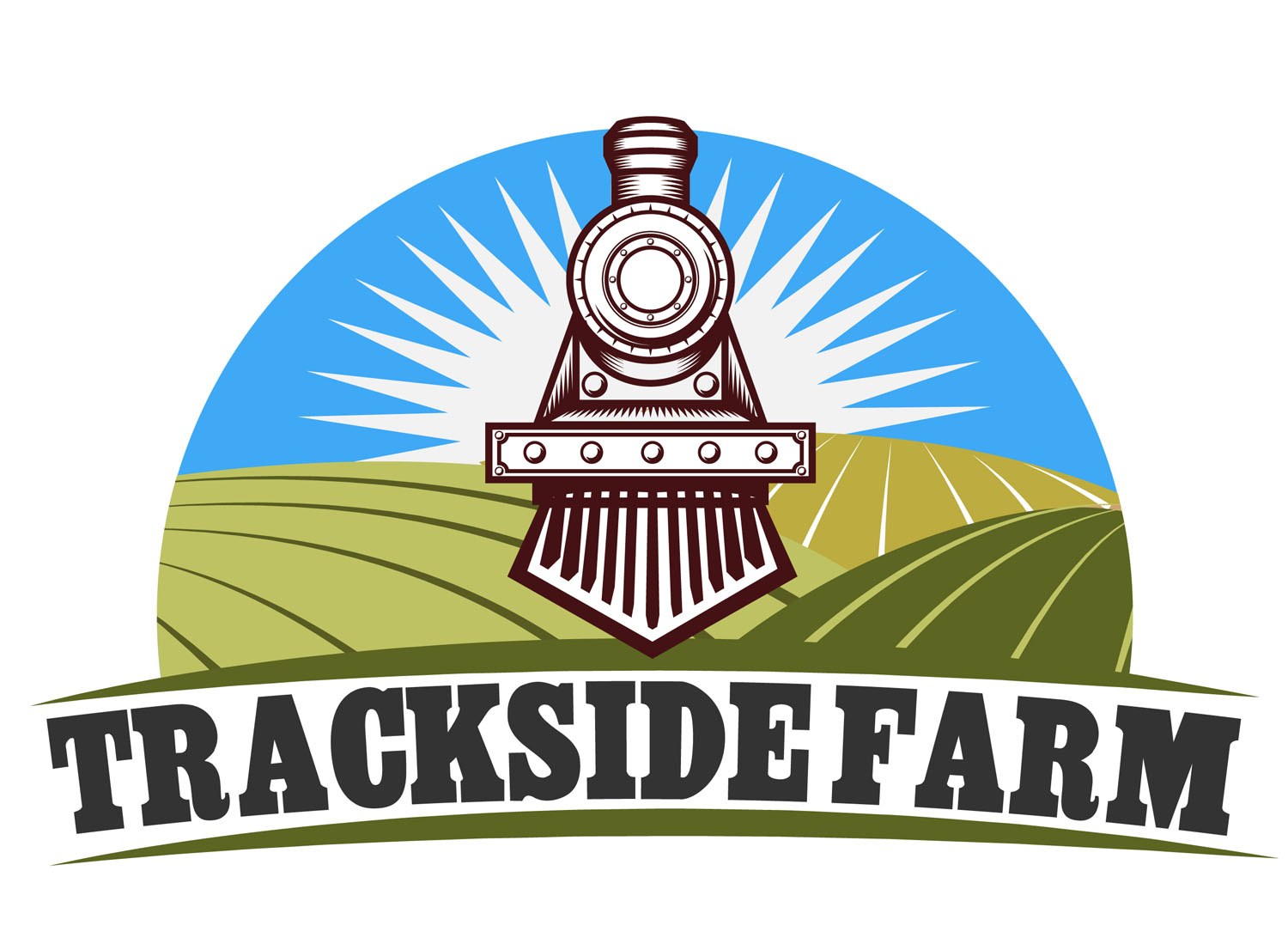 Trackside Farm LLC Logo