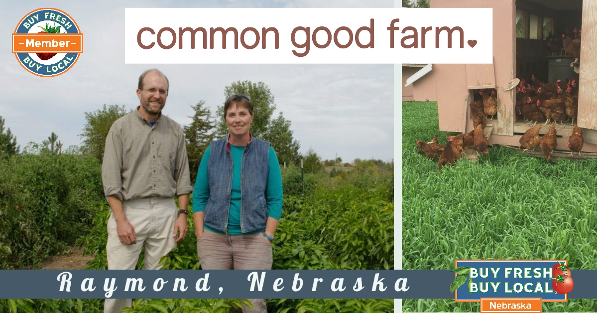 Common Good Farm Raymond Nebraska