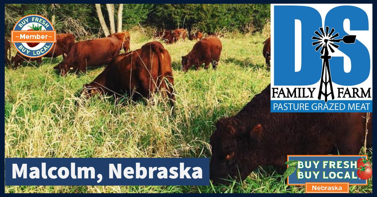 DS Family Farm Malcolm Nebraska