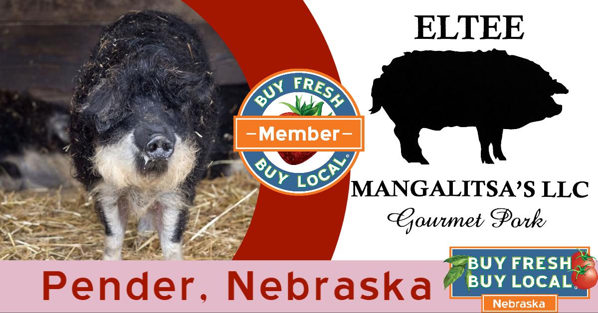ELTEE Mangalitsa's Gourmet Pork Pender Nebraska