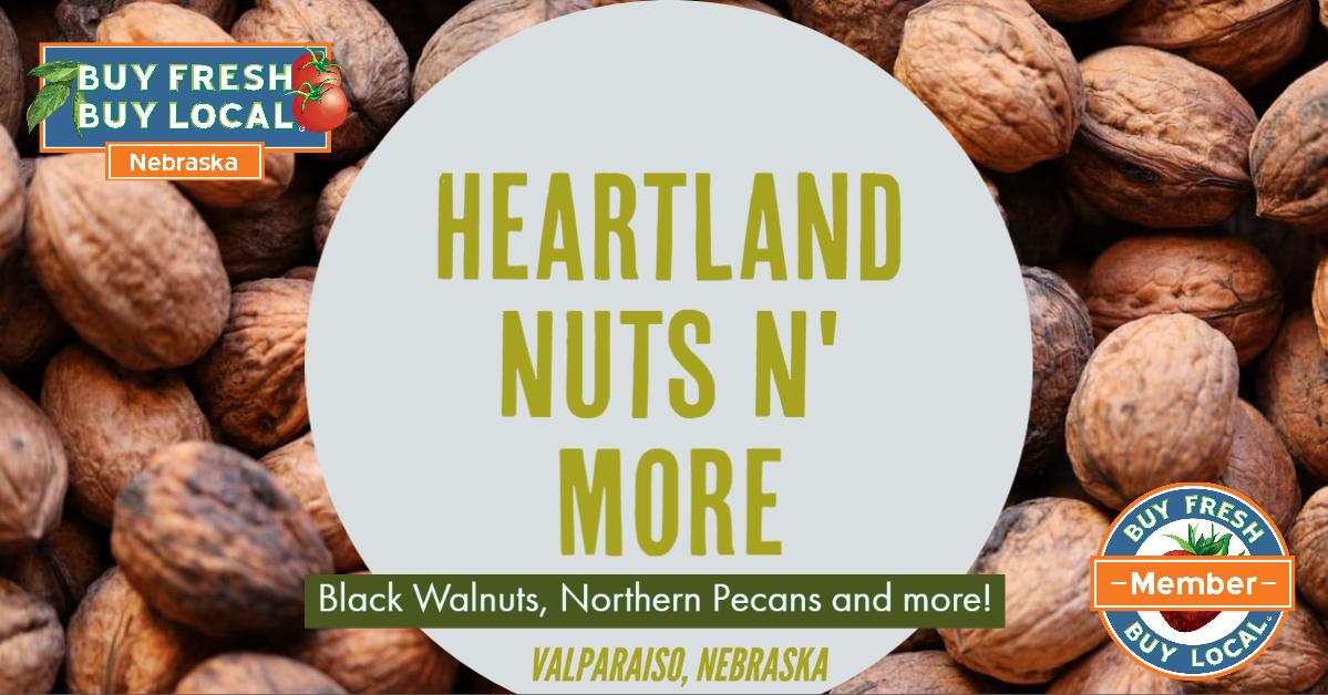 Heartland Nuts 'N More Valparaiso Nebraska