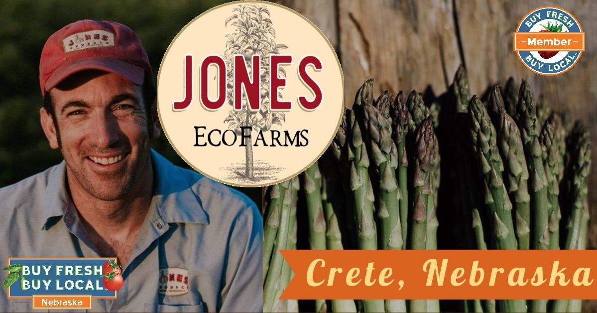 Jones EcoFarms Crete Nebraska