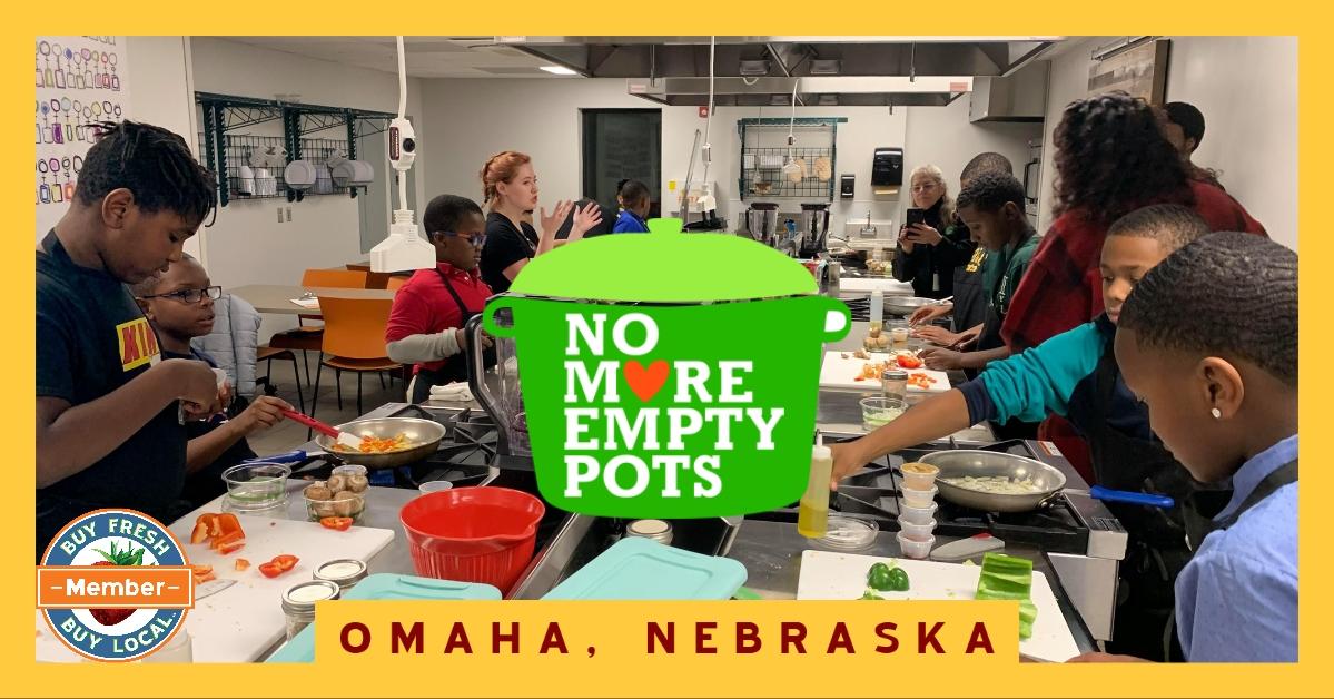 No More Empty Pots Omaha Nebraska