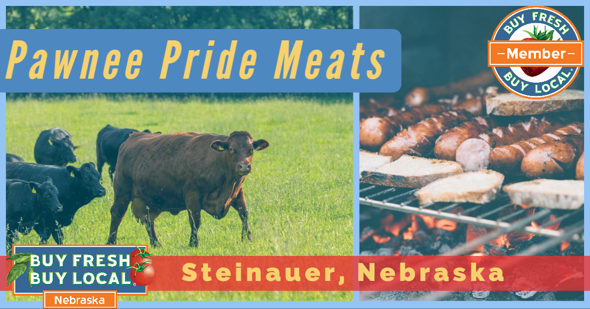 Pawnee Pride Meats Steinauer Nebraska