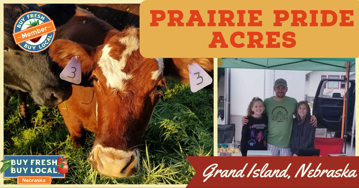 Prairie Pride Acres Grand Island Nebraska