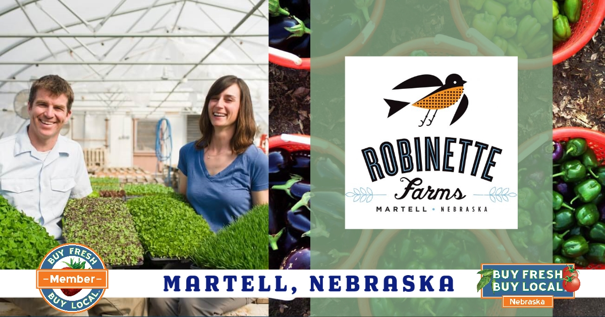 Robinette Farms Martell Nebraska
