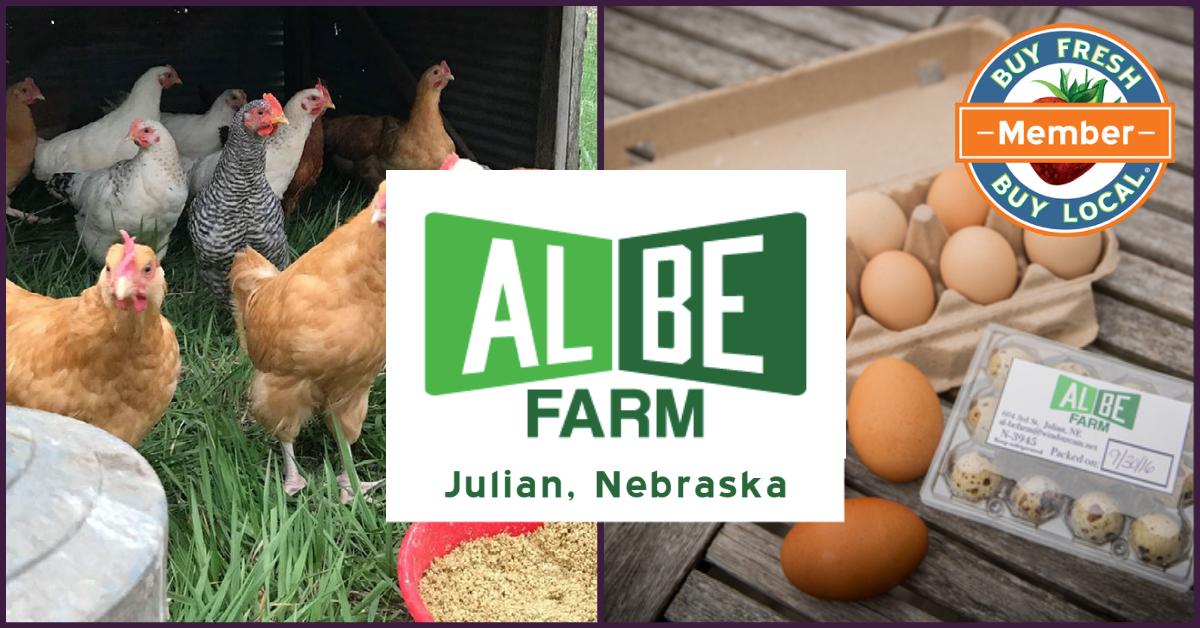 al be farm julian nebraska