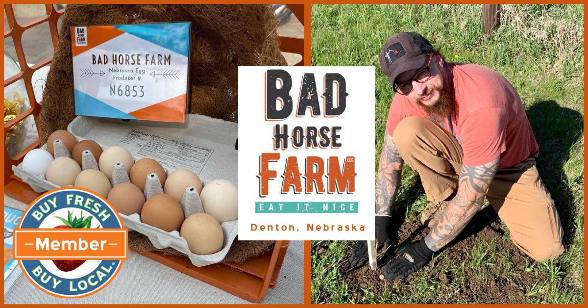 Bad Horse Farm Denton Nebraska