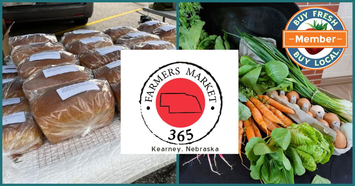 Farmers Market 365 Kearney Nebraska