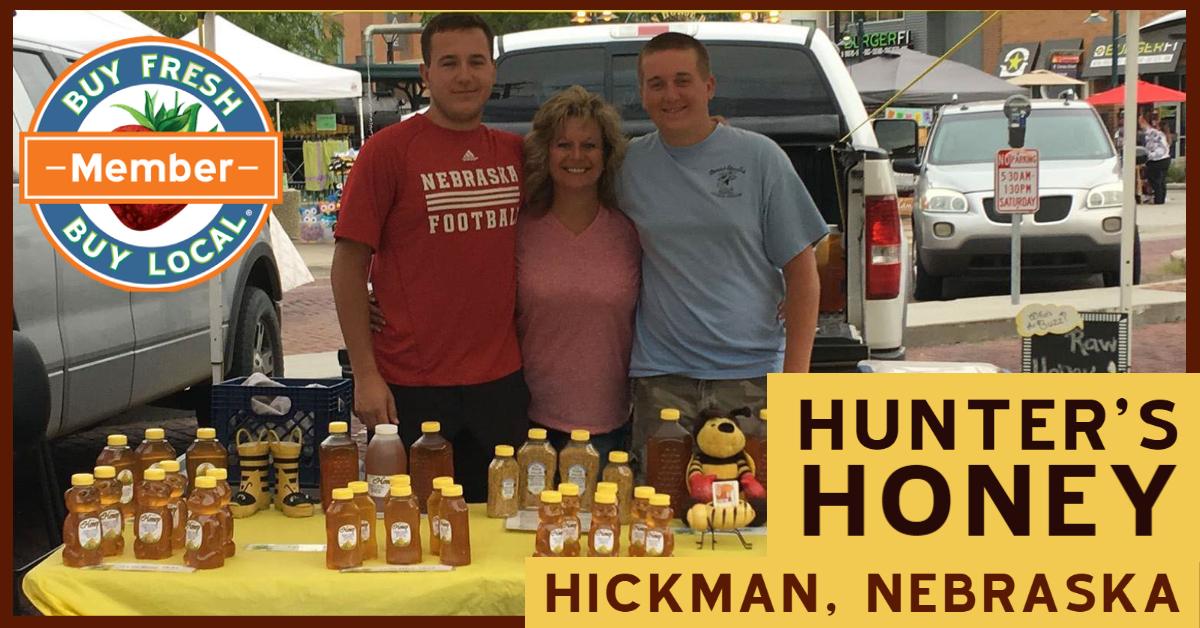 Hunters Honey Firth Nebraska