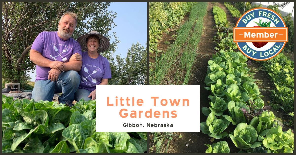 Little Town Gardens Gibbon NE