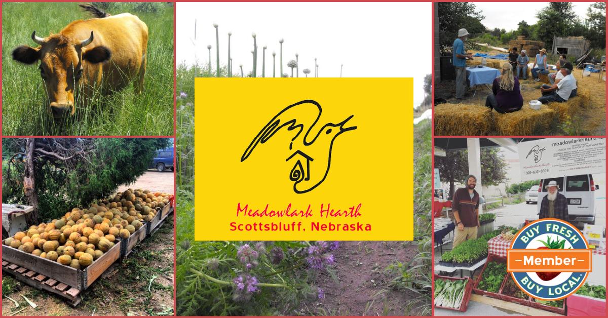 Meadowlark Hearth Farm Scottsbluff Nebraska