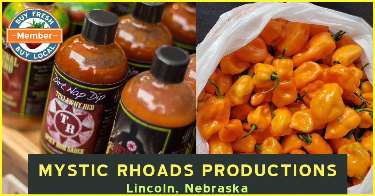 Mystic Rhoads Production