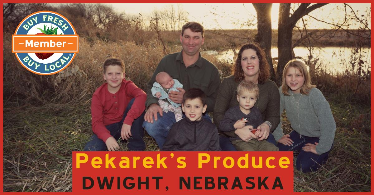 Pekarek's promotional image