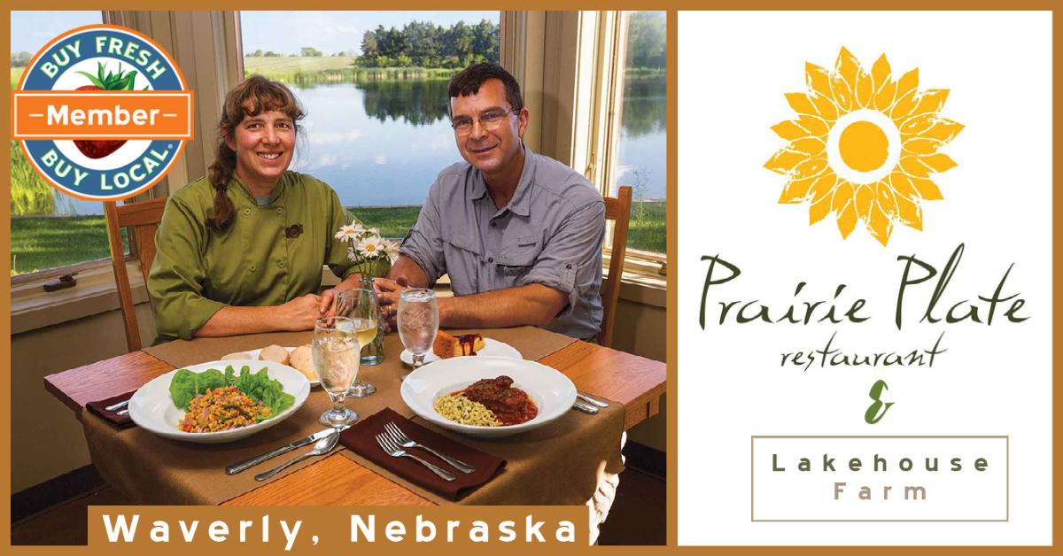 Prairie Plate Restaurant Waverly Nebraska