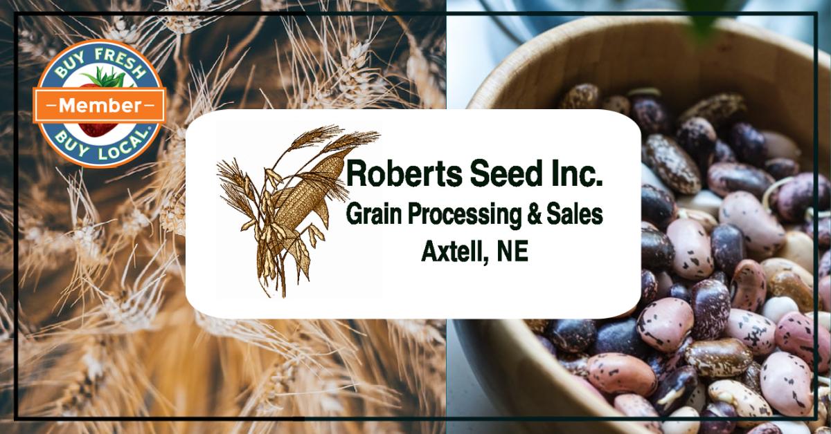 Roberts Seed Axtell Nebraska