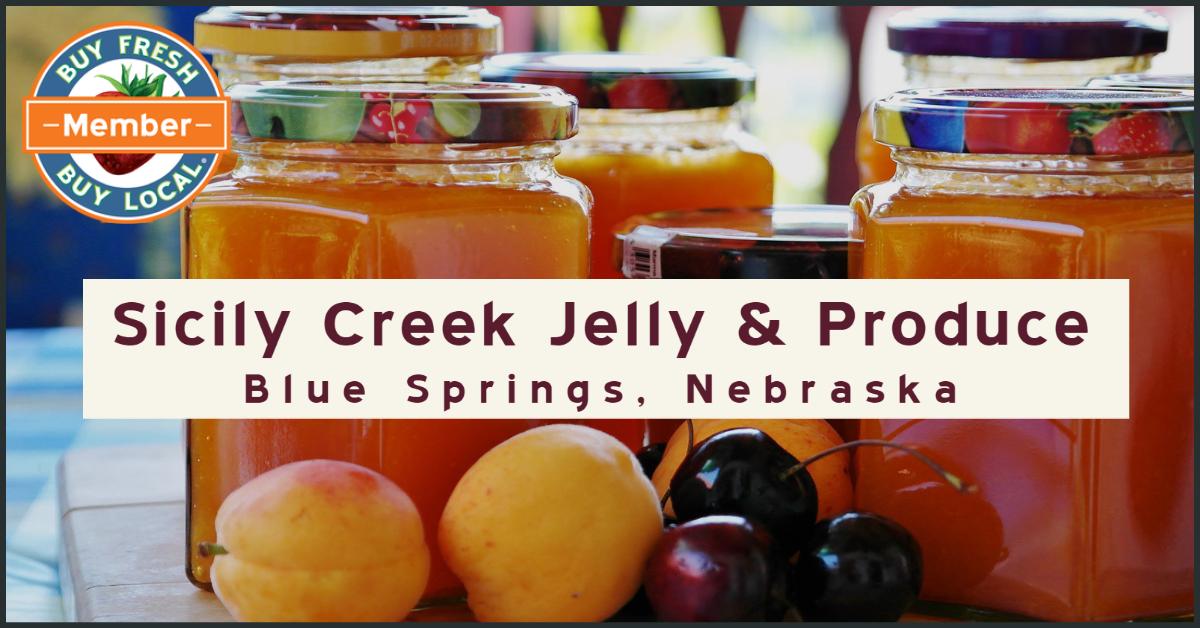 Sicily Creek Jam and Produce