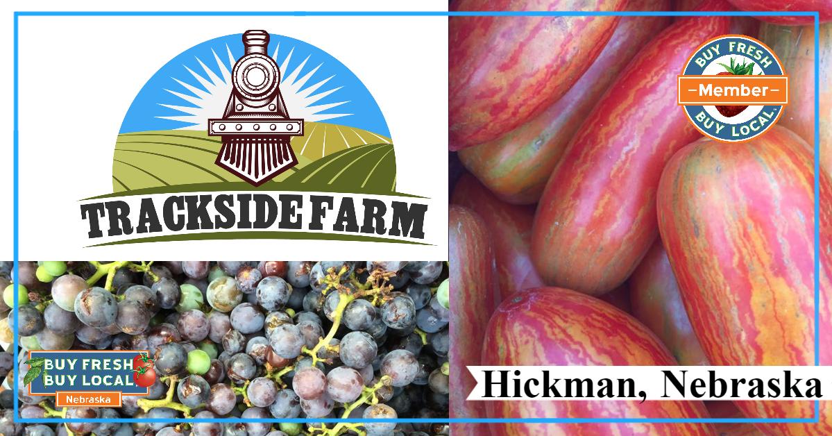 Trackside Farm Hickman, Nebraska