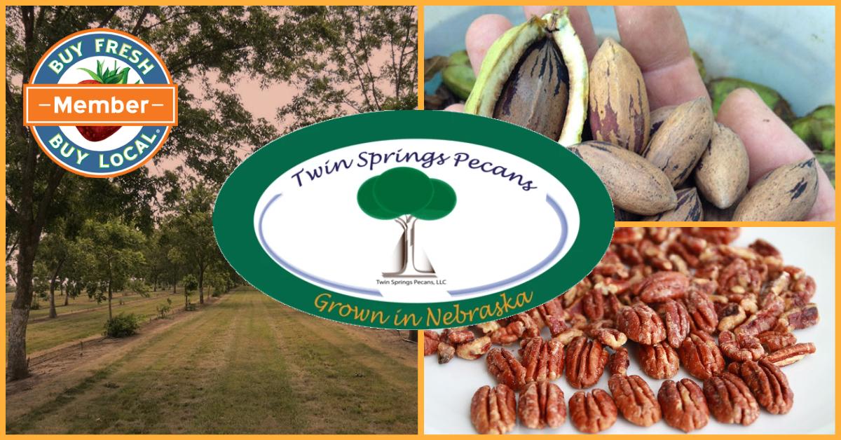 Twin Springs Pecans Bennet Nebraska