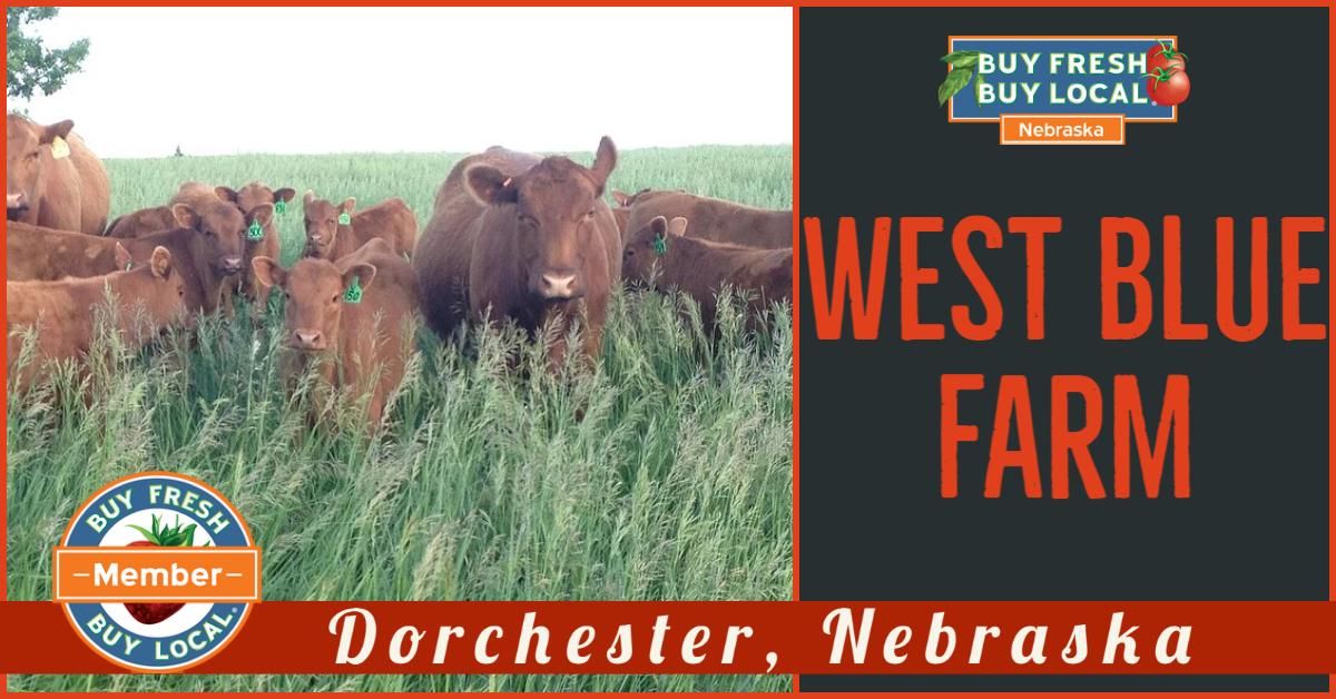 West Blue Farm Promotional Image