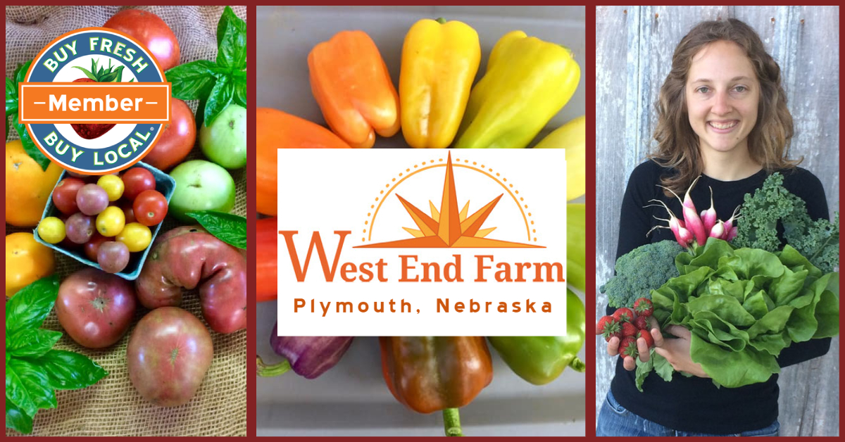 West End Farm Plymouth Nebraska
