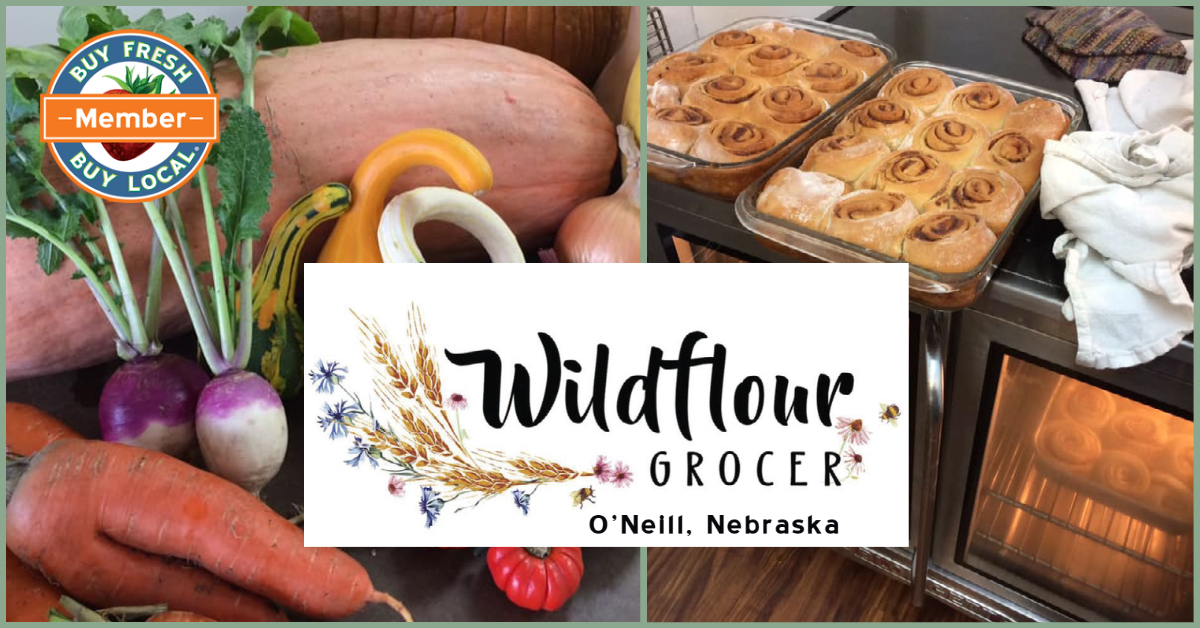 Wildflour Grocer O'neill Nebraska