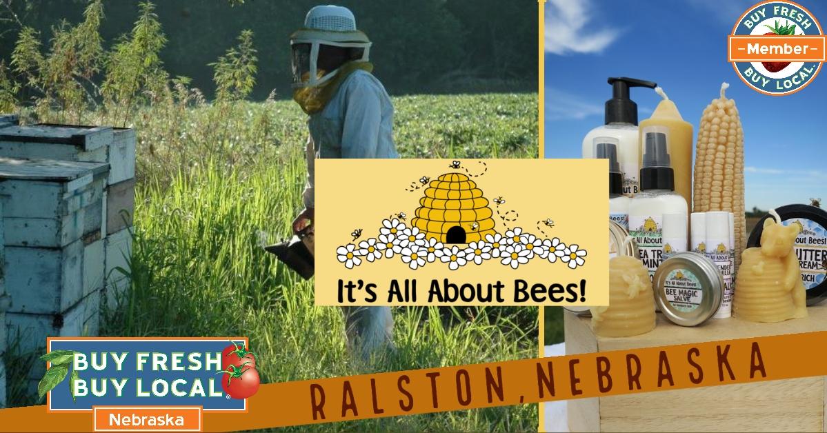 It's All About Bees Ralston Nebraska