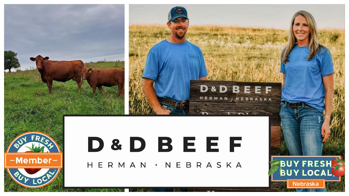 D and D Beef Herman Nebraska