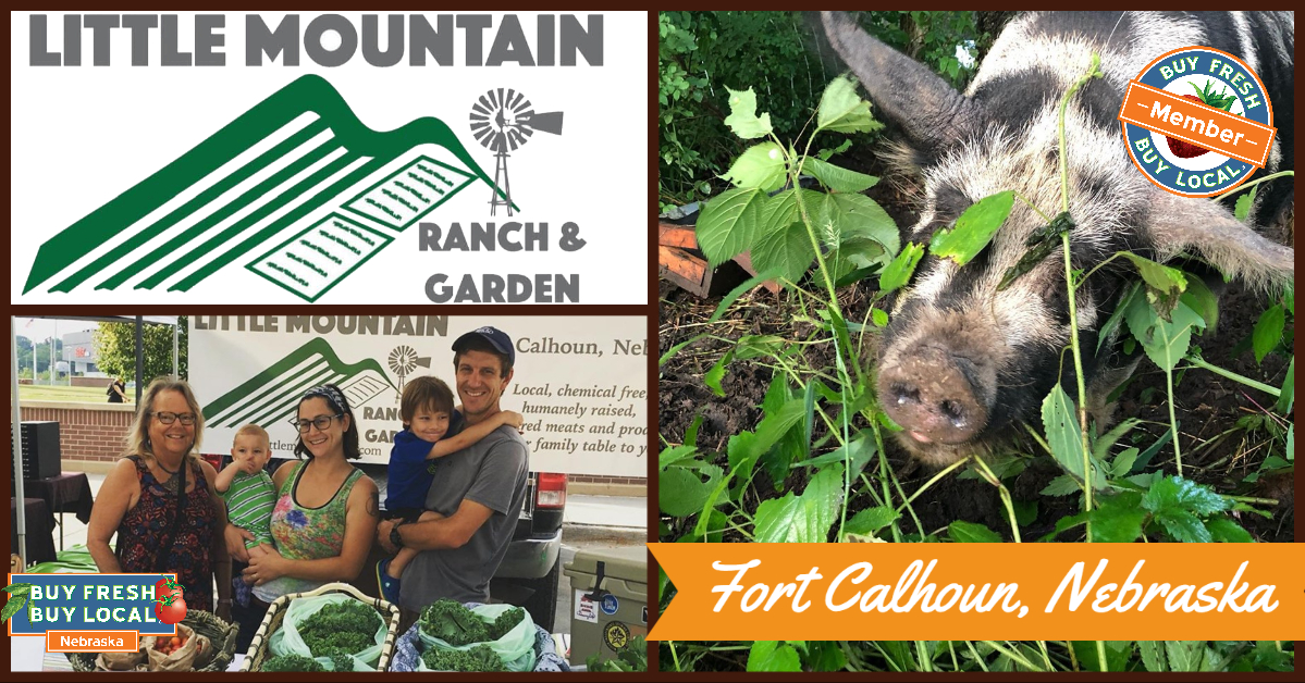 Little Mountain Ranch & Garden Fort Calhoun Nebraska